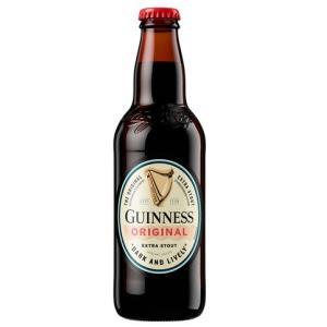 ギネス エクストラ スタウト (瓶) 5.0% 330ml アイルランド