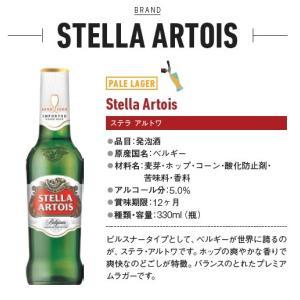 ステラ アルトワ ベルギービール 5.0% 330ml dragee-wine 02