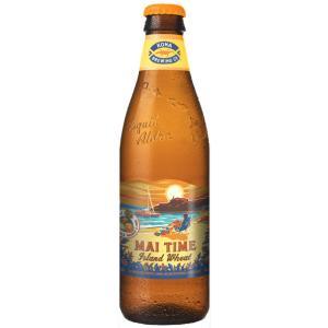 <ハワイのコナビールより限定醸造!> コナビール マイタイム ウィートエール (瓶) 5% 355m...
