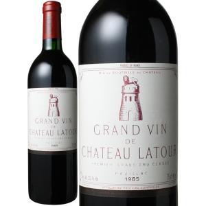 ワイン ボルドー シャトー・ラトゥール 1985 赤