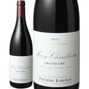 ワイン ブルゴーニュ マジ・シャンベルタン 2017 フレデリック・エスモナン 赤