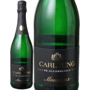 ワイン ノンアルコール ノンアルコールワイン カールユング スパークリング・ドライ 750ml 白 ...