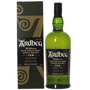 ウイスキー アイラモルト アードベッグ 10年 1000ml  whisky