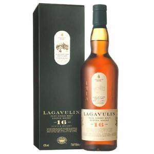 ウイスキー アイラモルト ラガヴーリン 16年  whisky