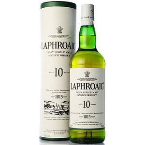 ウイスキー アイラモルト ラフロイグ 10年  40度 whisky