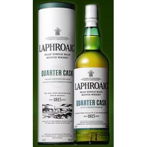 ウイスキー アイラモルト ラフロイグ クォーター カスク whisky