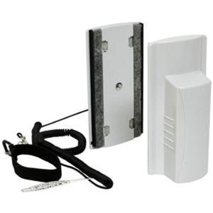 あすつく  両面ガラスクリーナー ガラス窓 網戸 掃除用品 網戸 ガラス戸 大そうじ 拭き掃除 磁石 掃除グッズ
