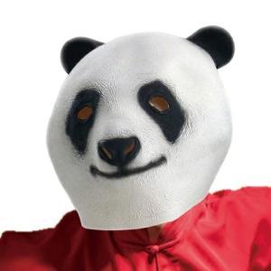 みんな大好き! 赤ちゃん誕生記念! アニマルマスク『ジャイアントパンダ』です。 かぶりもの パンダ ...