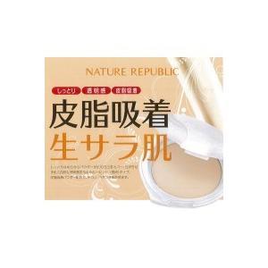 正規輸入品 Nature Republic(ネイチャーリパブリック) 生パウダー 11g SPF25 PA++ NNPP-11|dragon-bee