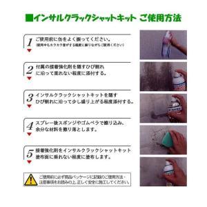 あすつく コンクリート 補修剤 インサル クラ...の詳細画像5