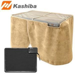デスクヒーター ピタポカ  KDH-602 61×46×3cm あったかグッズ  薄型 暖房器具 足元 机の下|dragon-bee