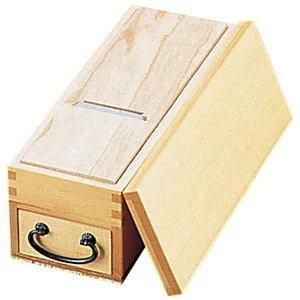 在庫あり 天然木 鰹箱 小 鰹節削り器 かつお節削り器 日本製 かつ箱 dragon-bee