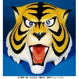 在庫あり【送料650円】キャラクターマスク タイガーマスク ラバーマスク|dragon-bee