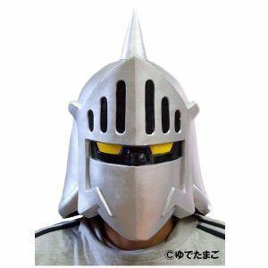 なりきりマスク ロビンマスク ラバーマスク キン肉マン ヒーロー ものまね なりきり 変装 仮装