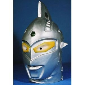 在庫あり【送料無料】 ウルトラセブン なりきりマスク ラバーマスク|dragon-bee