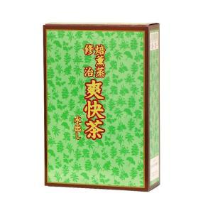 あすつく  爽快茶9.5g×30P【自然健康社】 そうかい茶・ソウカイ茶|dragon-bee