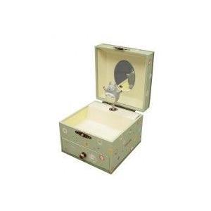 あすつく  ジブリ となりのトトロ オルゴール トトロペーパーボックス クリスマス プレゼント  グッズ|dragon-bee