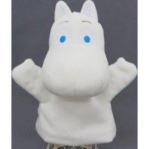 在庫あり  ムーミンシリーズ ムーミン ハンドパペット 手踊り人形 567770 ぬいぐるみ 人形 クリスマス プレゼント|dragon-bee