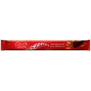 定番商品のリンドール・板チョコタイプのリンドールシングルスそして新たに登場したスティックタイプのリン...