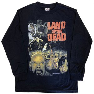 LAND OF THE DEAD   ランド オブ ザ デッド THEY'RE HERE ロングスリ...