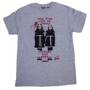 THE SHINING・シャイニング・ COME PLAY WITH US Tシャツ・ 映画Tシャツ...