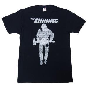 THE SHINING・シャイニング・ DULL BOY Tシャツ・ 映画Tシャツ  1980年に制...