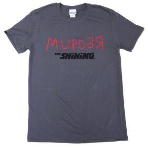 THE SHINING・シャイニング・MURDER・Tシャツ・映画Tシャツ  1980年に制作された...