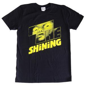 THE SHINING・シャイニング・YELLOW LOGO・Tシャツ・映画Tシャツ  1980年に...