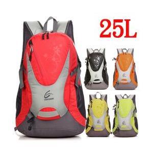 大容量25Lアウトドア 登山リュック、デイパック リュックザック、バックパック セール