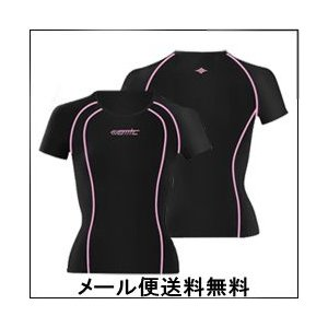 女性コンプレッションウェア、シャツ スポーツインナー 半袖/レディース セール|dream-brother