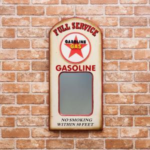 ウォールミラー(壁掛け鏡) 「GASOLINE」|dream-f