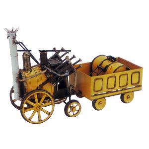 ブリキのおもちゃ ロケット機関車|dream-f