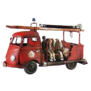 ブリキのおもちゃ 消防車C|dream-f