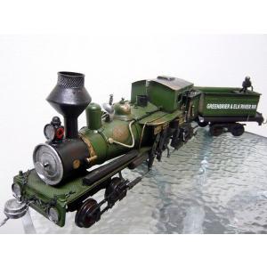ブリキのおもちゃ 蒸気機関車(SL)3|dream-f