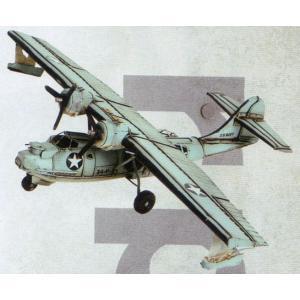 ブリキのおもちゃ フライングボート(飛行艇)|dream-f