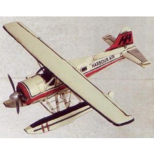 ブリキのおもちゃ 水上飛行機・B|dream-f