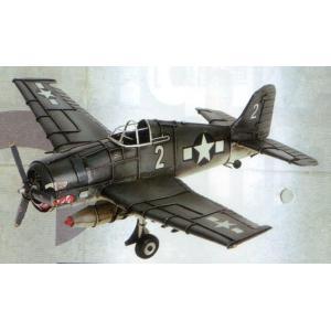 ブリキのおもちゃ グラマンF6F・ヘルキャット|dream-f