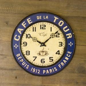 ウォールクロック(壁掛け時計) 「CAFE」|dream-f