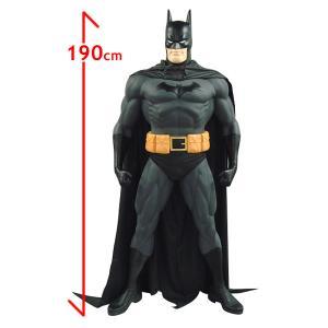 バットマン(スタンディング)布製マント付 等身大フィギュア    ※ 大型商品のため送料別途かかります。ご注文後に金額お知らせ致します dream-f