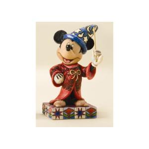 ミッキーマウス 魔法使い フィギュア <ディズニートラッディション>|dream-f