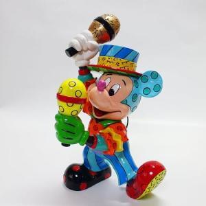 ミッキーマウス フィギュア ミッキー サンバ BRITTO<ディズニーコレクション ブリット>|dream-f