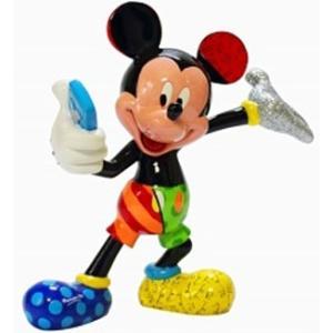 ミッキーマウス フィギュア ミッキー 自撮り BRITTO<ディズニーコレクション ブリット>|dream-f