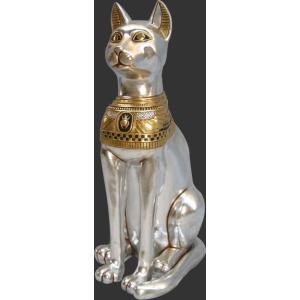 古代エジプト・神聖なネコ(猫) ビッグフィギュア(等身大フィギュア)|dream-f
