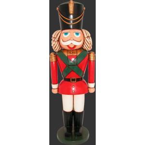 くるみ割り人形の兵隊 ビッグ・フィギュア              ※この商品は別途送料かかります、ご注文後お知らせいたします|dream-f