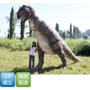 高さ3.3m超!ティラノサウルス T-REX 巨大フィギュア(恐竜等身大フィギュア)※この商品は別途送料かかります、ご注文後お知らせいたします|dream-f