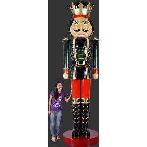 くるみ割り人形・王様 巨大フィギュア               ※この商品は別途送料かかります、ご注文後お知らせいたします|dream-f