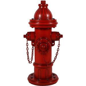 等身大 実物大・消火栓(赤) NEW                    ※この商品は別途送料かかります、ご注文後お知らせいたします dream-f