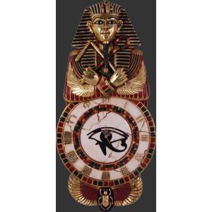ウォールクロック(壁掛け時計)古代エジプト人|dream-f