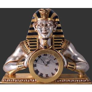 ウォールクロック(置き時計)古代エジプト人|dream-f