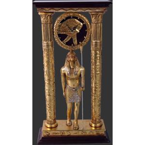 ウォールクロック(置き時計)古代エジプト・アヌビス神|dream-f